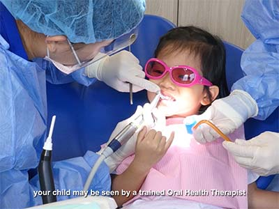 Dental Care for Children Video